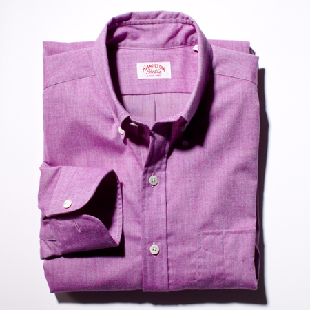Check out this Dress Shirt made in Houston, TX by Hamilton Shirts. Purchase to support 40 American workers. Gets you 3,150 Boom™ Points.