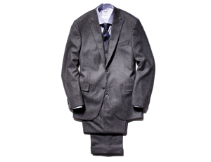 Custom Three Piece Suit