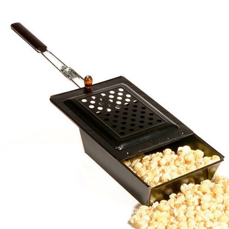 Check out this Popcorn Popper made in Chattanooga, TN by Jacob Bromwell. Purchase to support 30 American workers. Gets you 588 Boom™ Points.