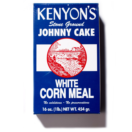 Check out this Cornmeal made in West Kingston, RI by Kenyons Grist Mill. Purchase to support American workers. Gets you 56 Boom™ Points.
