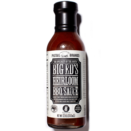 Check out this BBQ Sauce made in Charleston, SC by Pigtail Brands. Purchase to support 5 American workers. Gets you 476 Boom™ Points.