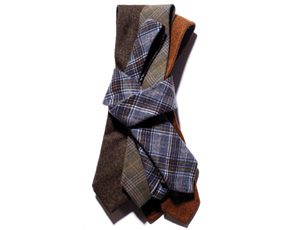 University & Creek Neckties