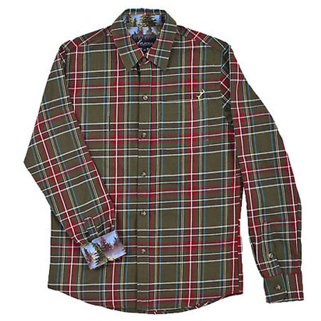 Check out these Flannel Shirts, made in San Francisco, CA by Pladra. Purchase to support American workers. Gets you 1,246 Boom™ Points.