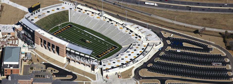 Alabama State University New Football Stadium