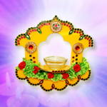 Wall-Hanging-Diya