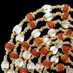 4mm-Rudraksha--and-Crystal-Beads-in-Pure--Gold