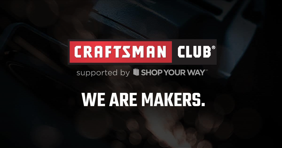 Craftsman club