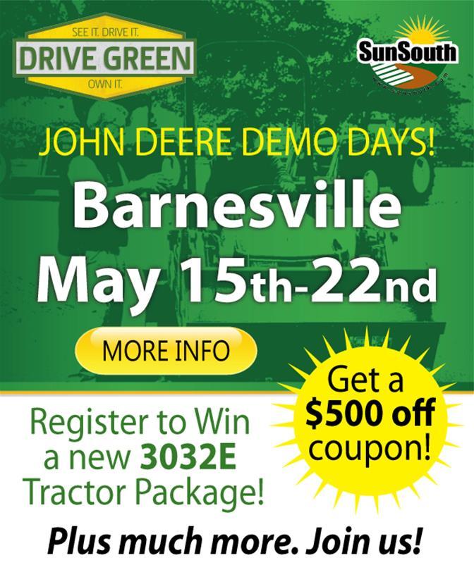 Drive Green Barnesville