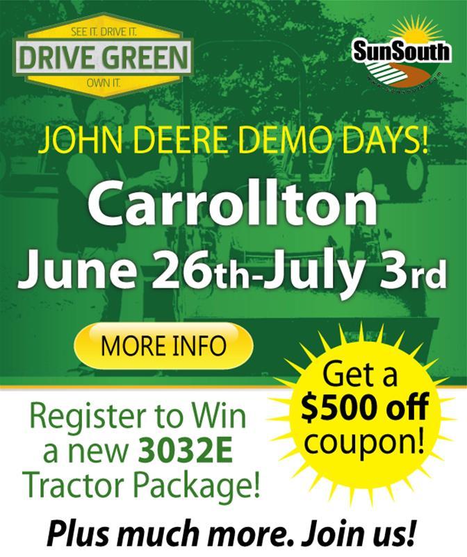 Drive Green Carrollton