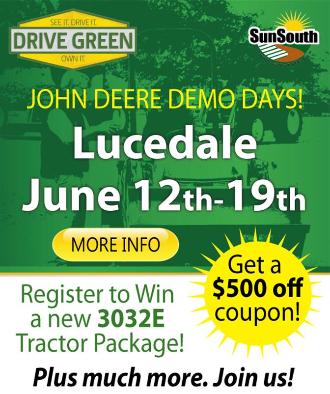 Drive Green Lucedale