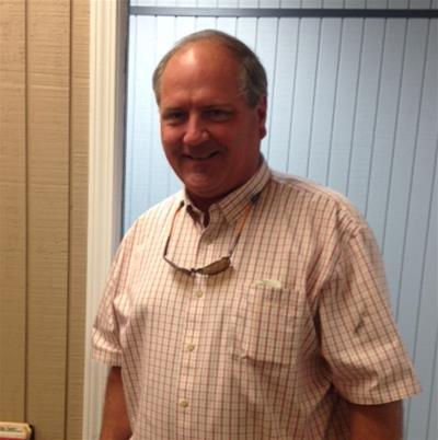 Larry Blackmon: Store Manager