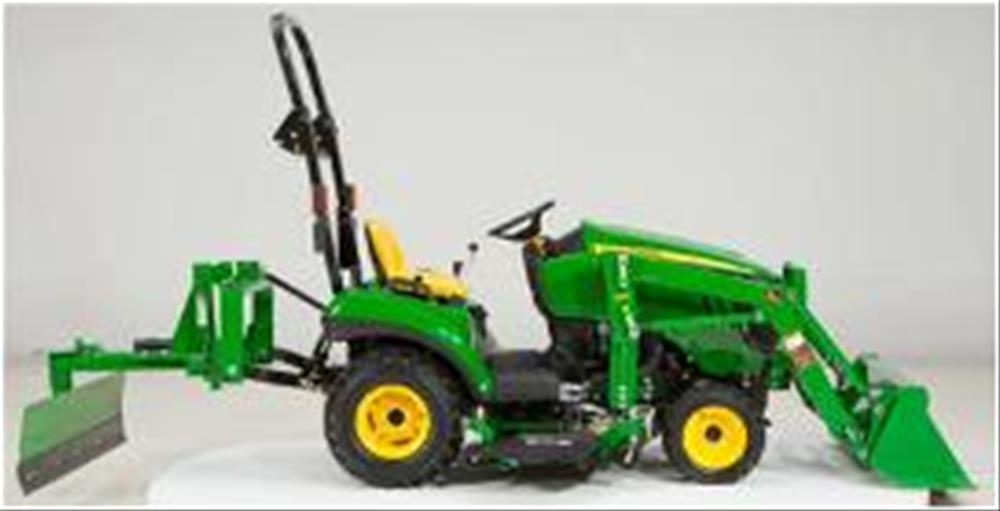 John Deere Sub Compact Tractors : Sunsouth family sub compact r utility
