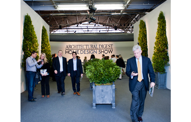 Architectural digest home design show ad360 for Architectural digest show