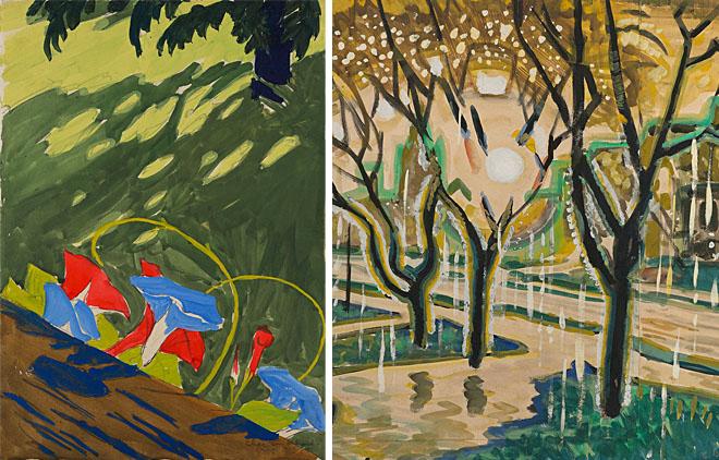 Questroyal Fine Art, New York: Charles Burchfield (1893–1967)