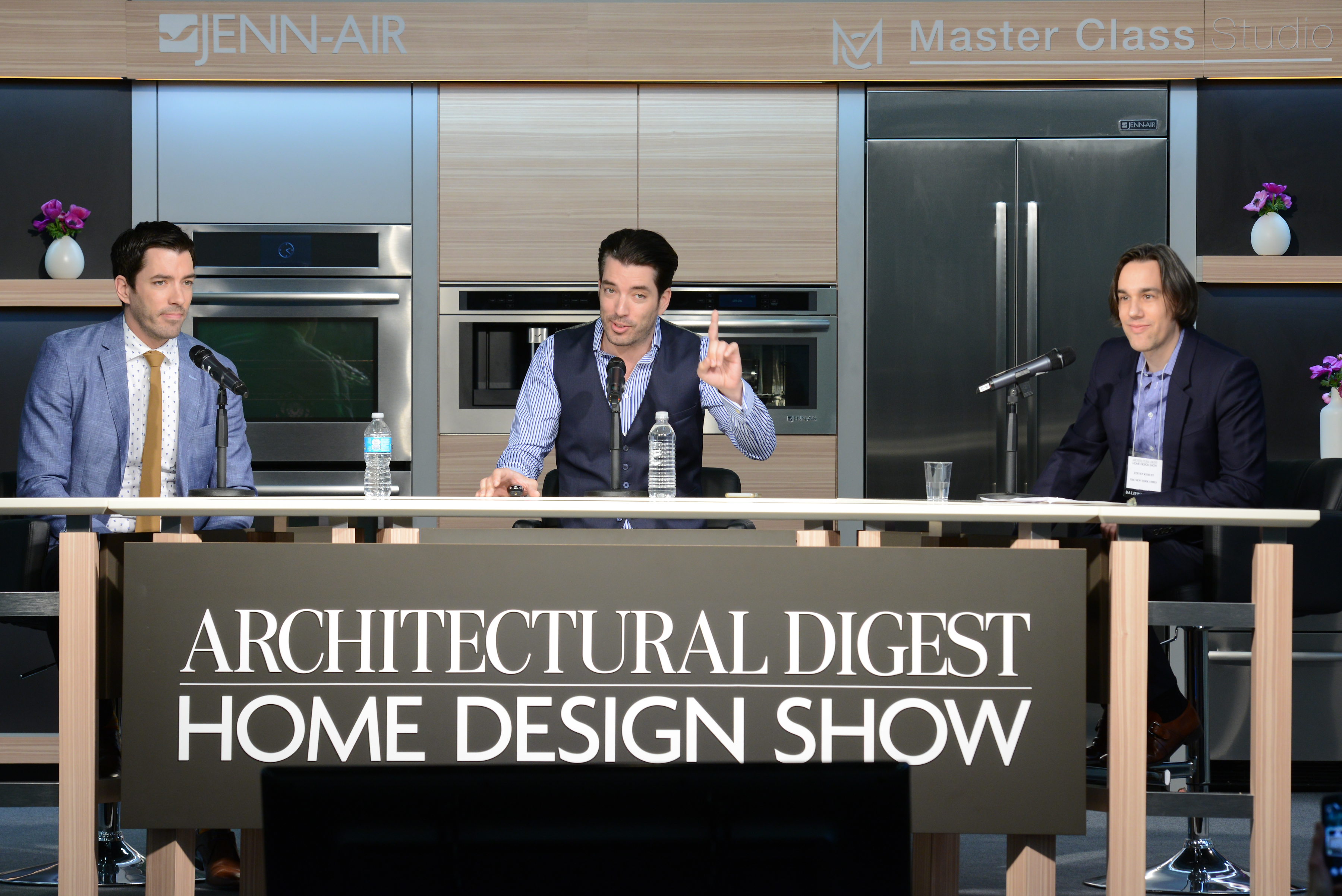 Architectural digest home design show 2015 ad360 for Architectural digest home show