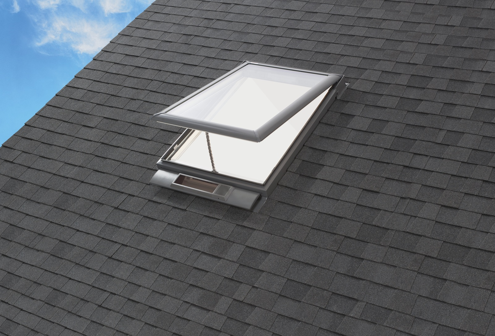 The smart choice for interior design ad360 for Cleaning velux skylights
