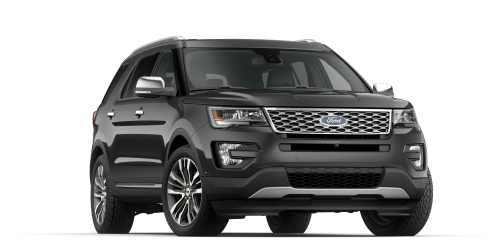 The New 2016 Ford Explorer