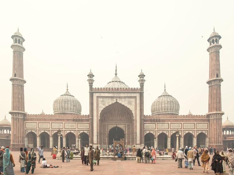 Jama Masjid in Old Delhi