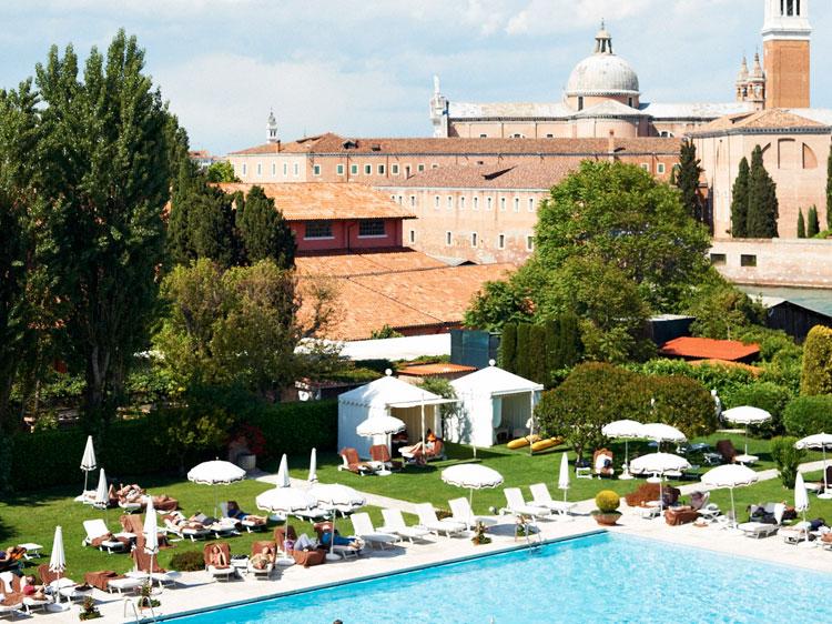 Belmond Hotel Cipriani in Giudecca.