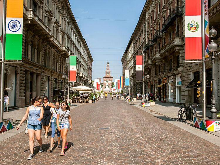 Milan Expo.