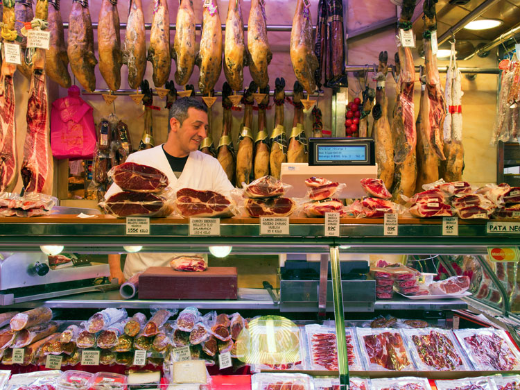 Barcelona's Boqueria