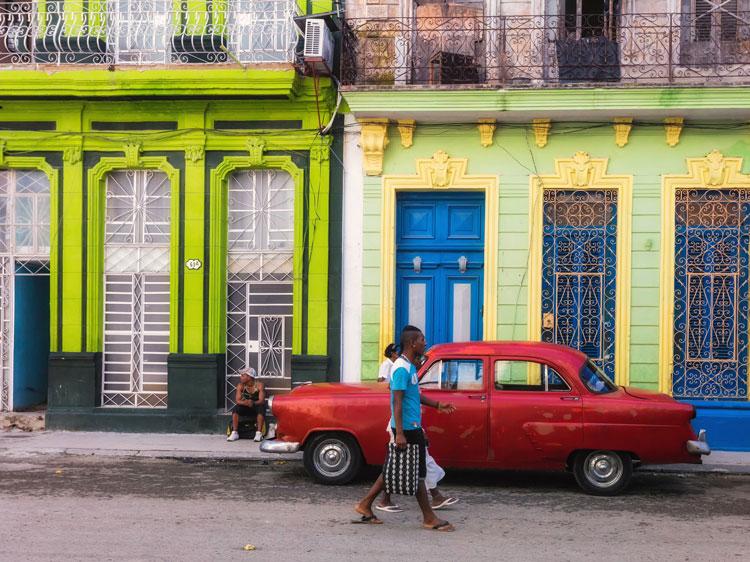 Central Havana.
