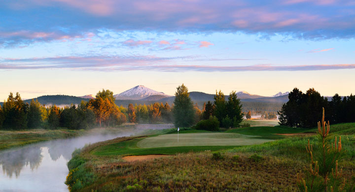 Sunriver Resort. One Destination, Four Distinctive Courses.