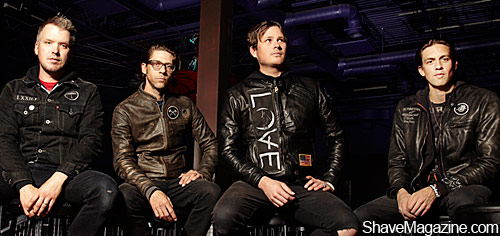 Angels and Airwaves: Atom Willard