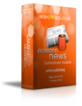 EasyDNNnews 4.3 (blogs, news websites, product catalogs)