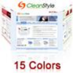 CleanStyle Skin (15 Colors) // SEO Menu // W3C Xhtml & CSS Validated DIV+CSS Skin // For DNN 4/ 5/ 6
