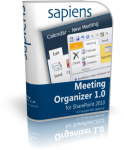 SharePoint Meeting Organizer