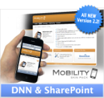 Mobility 2.2 Citrus Orange | DNN456 | SharePoint | Optimized for Mobile Devices