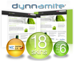 Lime W3C Skins 6.1