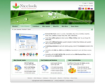 Nicelook-Green Skin // SEO Menu // W3C Xhtml & CSS Validated DIV+CSS Skin // For DNN 4/ 5/ 6