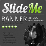 Awesome Banner & Slideshow - SlideMe DNN Module by WebSitesCreative