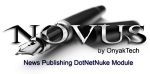 Novus News Articles 3.5