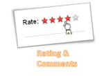 Rating and Comments 2.3