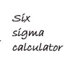 Six Sigma Calculator