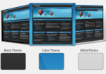 Energy Skin Pack for DNN6 with header containers and Multi menu styles
