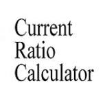 Current Ratio Calculator