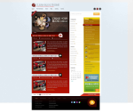 SunBlogNuke Theme - WebStun Clean Blog + 1 Free W3C XHTML/CSS,100% Tableless,Fully Div Based Skin