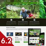 Business 66 Green Adaptive Responsive Skin *4 Modules* Mobile Skin Tablet SEO DNN 5.x,6.x,6.2