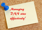 MasterDashboard V1.0.6 - Managing DNN sites effectively