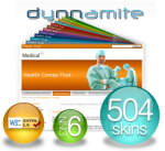 Medical 2 W3C Skins 6.1 :: 12 Colours