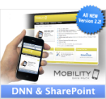 Mobility 2.2 Solar Yellow | DNN456 | SharePoint | Optimized for Mobile Devices