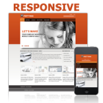 Responsive DNN Skin 120819 for DNN 6 / Professional Business Skin / Free Slider / Mobile Compatible