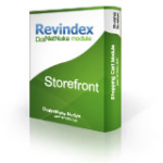 Revindex Storefront 4.5 - ECommerce Shopping Cart Store