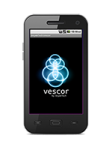 Vescor Dashboard with Android App