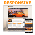 Car 120831 - Responsive Social Skin for DNN 6 / Mobile adaptive / HTML5&CSS3 / Slide Banner