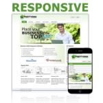 Business 120901 Responsive Social Skin for DNN 6+ / Mobile Compatilbe Skin / adaptive / W3C SEO